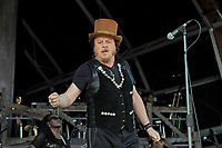 LONDON, ENGLAND - JULY 8: Zucchero performing at British Summer Time, Hyde Park on July 8, 2018 in London, England.<br /> CAP/MAR<br /> &copy;MAR/Capital Pictures