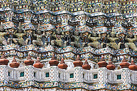 Wat Arun,Temple of the Dawn, Bangkok, Thailand