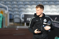 Matt Ritchie of Newcastle United arrives at St James' Park during Newcastle United vs Manchester United, Premier League Football at St. James' Park on 11th February 2018