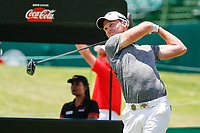 Danny Willett (ENG) during the 2nd round at the Nedbank Golf Challenge hosted by Gary Player,  Gary Player country Club, Sun City, Rustenburg, South Africa. 09/11/2018 <br /> Picture: Golffile | Tyrone Winfield<br /> <br /> <br /> All photo usage must carry mandatory copyright credit (&copy; Golffile | Tyrone Winfield)