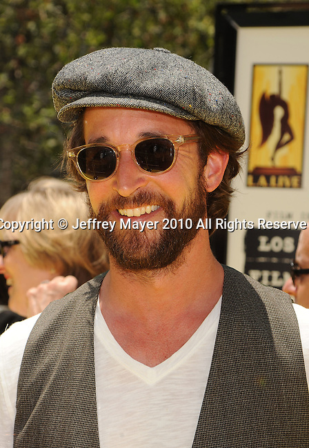 "LOS ANGELES, CA. - June 27: Noah Wyle  arrives at the 2010 Los Angeles Film Festival - ""Despicable Me"" Premiere on June 27, 2010 in Los Angeles, California."