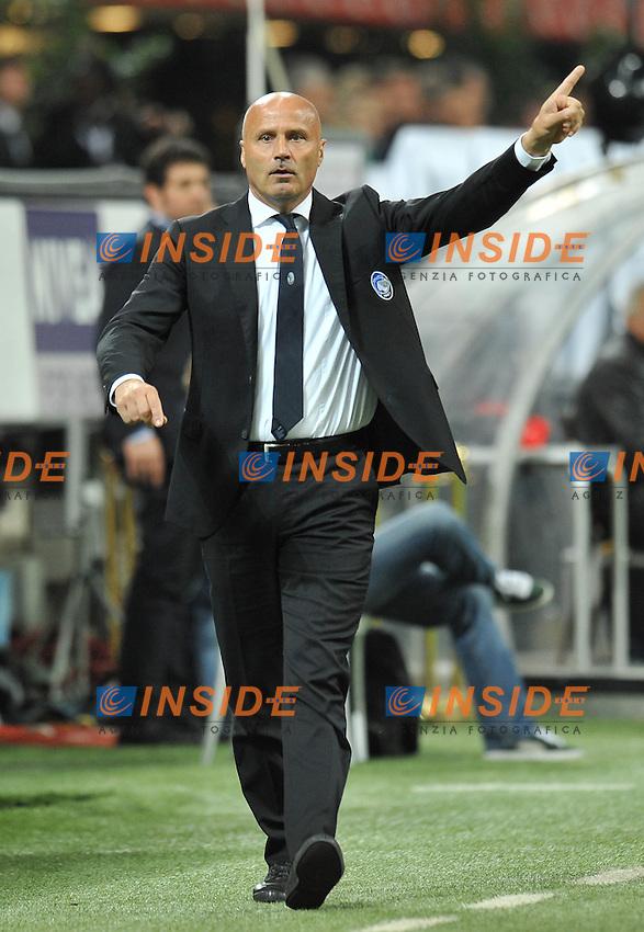 "Stefano COLANTUONO (Atalanta).Milano 02/05/2012 Stadio ""Giuseppe Meazza"".Serie A 2011/2012.Football Calcio Milan Vs Atalanta.Foto Insidefoto Alessandro Sabattini."