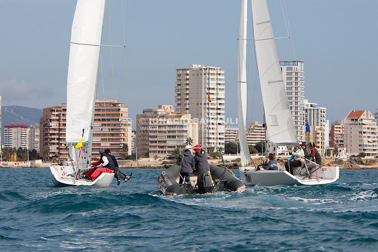 XVII edición de la Liga de Vela de Match Race de la Comunitat Valenciana, Real Club Náutico de Calpe