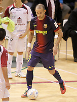 FC Barcelona Alusport's Igor Raphael Lima de Souza during Spanish National Futsal League match.November 24,2012. (ALTERPHOTOS/Acero) /NortePhoto