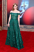 """LOS ANGELES - AUG 26:  Jessica Chastain at the """"It Chapter Two"""" Premiere at the Village Theater on August 26, 2019 in Westwood, CA"""