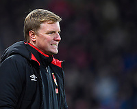 AFC Bournemouth Manager Eddie Howe during AFC Bournemouth vs Wigan Athletic, Emirates FA Cup Football at the Vitality Stadium on 6th January 2018