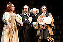 La Bete by David Hirson,directed by Matthew Warchus.With Joanna Lumley as The Princess, David Hyde Pierce as Elomire, Stephen Ouimette as Bejart, Mark Rylance as Valere. Opens at The Comedy Theatre on 7/7/10 Credit Geraint Lewis