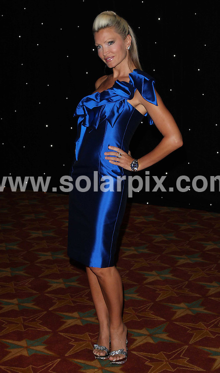 **ALL ROUND PICTURES FROM SOLARPIX.COM**.**WORLDWIDE SYNDICATION RIGHTS**.the 2009 Miss England Contest held at the London Hilton Metropole Hotel, which showcased 54 finalists. London, UK.  20 July 2009..This pic: Caprice..JOB REF: 9539 LNJ     DATE: 20_07_2009.**MUST CREDIT SOLARPIX.COM OR DOUBLE FEE WILL BE CHARGED**.**ONLINE USAGE FEE GBP 50.00 PER PICTURE - NOTIFICATION OF USAGE TO PHOTO @ SOLARPIX.COM**.**CALL SOLARPIX : +34 952 811 768 or LOW RATE FROM UK 0844 617 7637**