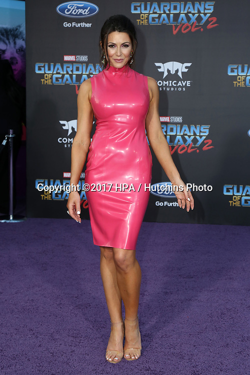 """LOS ANGELES - APR 19:  Cerina Vincent at the """"Guardians of the Galaxy Vol. 2"""" Los Angeles Premiere at the Dolby Theater on April 19, 2017 in Los Angeles, CA"""