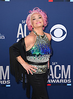 LAS VEGAS, NEVADA - APRIL 07: Tanya Tucker attends the 54th Academy Of Country Music Awards at MGM Grand Hotel &amp; Casino on April 07, 2019 in Las Vegas, Nevada. <br /> CAP/MPIIS<br /> &copy;MPIIS/Capital Pictures