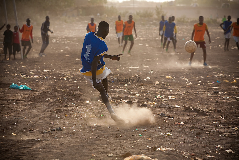 Street Football in Africa