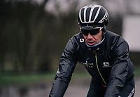 World Tour leader Daryl Impey (ZAF/Orica-Scott)<br /> <br /> 109th Milano-Sanremo 2018<br /> Milano &gt; Sanremo (291km)