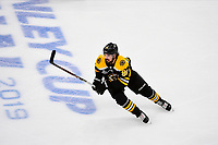 June 6, 2019: Boston Bruins left wing Marcus Johansson (90) in game action during game 5 of the NHL Stanley Cup Finals between the St Louis Blues and the Boston Bruins held at TD Garden, in Boston, Mass. The Blues defeat the Bruins 2-1 in regulation time. Eric Canha/CSM