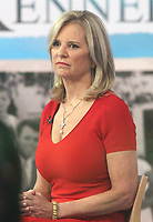 NEW YORK, NY - June 04: Kerry Kennedy at NBC's Today Show promoting her new book Robert F. Kennedy: Ripples of Hope on June 04, 2018 in New York City. <br /> CAP/MPI/RW<br /> &copy;RW/MPI/Capital Pictures