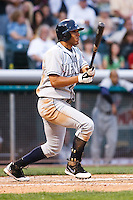 May 29, 2009:  Alex Romero of the Reno Aces, Pacific Cost League Triple A affiliate of the Arizona Diamondbacks, during a game at the Spring Mobile Ballpark in Salt Lake City, UT.  Photo by:  Matthew Sauk/Four Seam Images