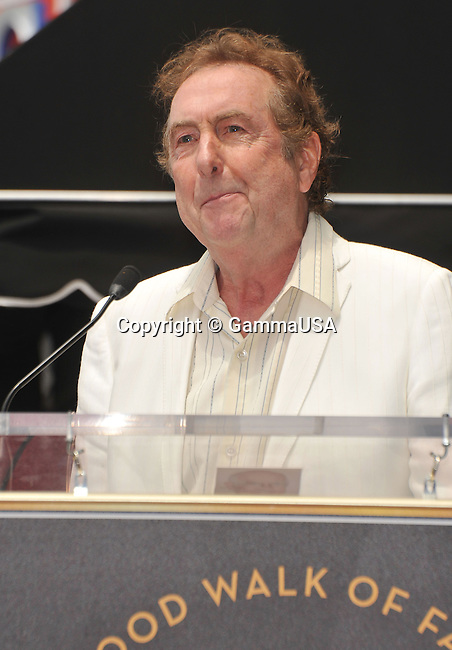 Eric Idle _15   -<br /> Randy Newman Honored with a Star on the hollywood walk Of Fame In Los Angeles.