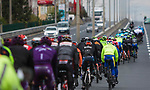 Action from a wet Stage 5 of the 2019 Presidential Cycling Tour of Turkey running 164.1km from Bursa to Kartepe, Turkey. 20th April 2019.<br /> Picture: Yucelcakiroglu | Cyclefile<br /> <br /> All photos usage must carry mandatory copyright credit (© Cyclefile | Yucelcakiroglu)