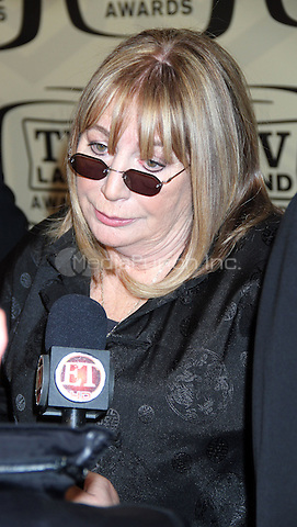 April 14, 2012 Penny Marshall attends the 10th Anniversary of TV Land Awards  at the Lexington Avenue Armory in New York City..Credit:RWMediapunchinc.com