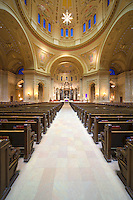 St. Pauls Cathedral in St. Paul, Minnesota, USA.