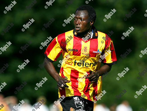 2010-05-28 / Voetbal / seizoen 2010-2011 / KV Mechelen / Yakino Iddi-Abdul..Foto: mpics