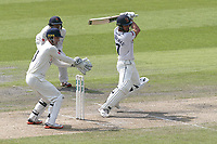 Ryan ten Doeschate in batting action for Essex during Lancashire CCC vs Essex CCC, Specsavers County Championship Division 1 Cricket at Emirates Old Trafford on 10th June 2018