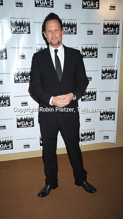 actor Dean Winters..attending The 61st Annual Writer's Guild Awards on February 7, 2009 at The Hudson Theatre at The Millennium Broadway Hotel in New York City.....Robin Platzer, Twin Images