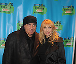 """Steven & Maureen Van Zandt - 2016 Rosie O'Donnell Theatre Kids """"We're Rehearsing for Life"""" attended by 2 of Rosie's kids Parker and Blake at the Marriott Marquis New York on September 28. 2016 in New York City. It honored Gloria Estefan accompanied by her husband Emilio for On Your Feet presented at the Marriott Marquis and the gala was at the Marriott ALSO. (Photo by Sue Coflin/Max Photos)"""