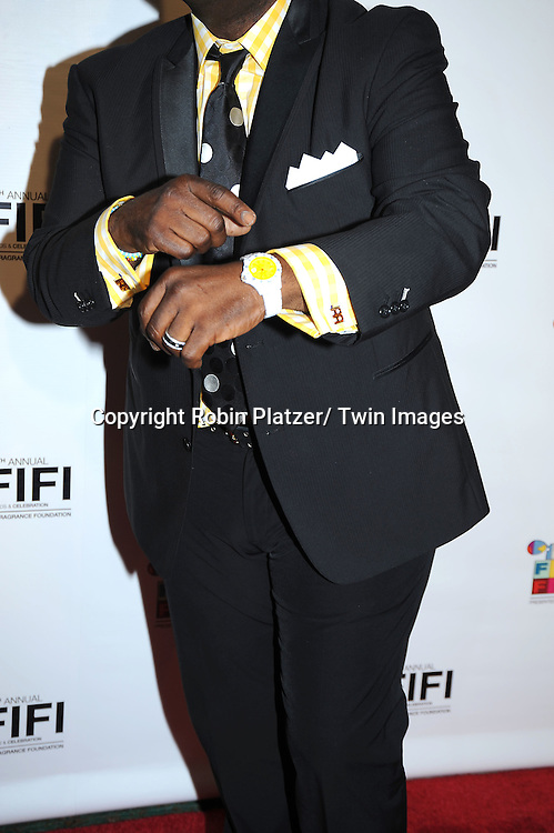 Randy Jackson's watch attending The 2010 FiFi Awards and Celebration on June 10, 2010 at The Downtown Armory in New York City