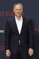 Dan Brown attending the &quot;Inferno&quot; premiere held at CineStar, Sony Center, Potsdamer Platz, Berlin, Germany, 10.10.2016. <br /> Photo by Christopher Tamcke/insight media /MediaPunch ***FOR USA ONLY***