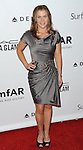 Alison Sweeney arriving to the amfAR Inspiration Gala held at Milk Studios in Los Angeles, Ca. December 12, 2013