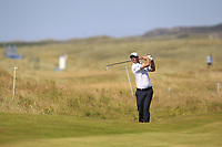 Nicolas Colsaerts (BEL) on the 17th during the Preview of the Irish Open at Ballyliffin Golf Club, Donegal on Tuesday 3rd July 2018.<br /> Picture:  Thos Caffrey / Golffile