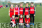 Community Games Tag Rugby at the IT Tralee on Sunday. Pictured Rock St Caherlee