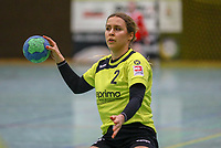 Sonja Zorenc (SG WBW) - 10.03.2019: SG Weiterstadt/Braunshardt/Worfelden vs. HC Leipzig, Sporthalle Braunshardt