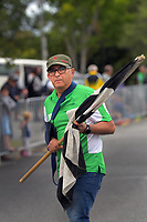 Race director Jorge Sandoval on day one of the NZ Cycle Classic UCI Oceania Tour in Wairarapa, New Zealand on Wednesday, 15 January 2020. Photo: Dave Lintott / lintottphoto.co.nz