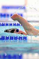 Picture by Richard Blaxall/SWpix.com - 14/04/2018 - Swimming - EFDS National Junior Para Swimming Champs - The Quays, Southampton, England - Ellie Challis of Colchester during the Women's Open 100m Freestyle