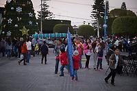 San Juan del Río, Qro. 26 diciembre 2017.- El festival de Navidad 2017, organizado por el Instituto de Cultura, Turismo y Juventud tuvo una participación de aproximadamente 10 mil asistentes entre el 15 y 23 de diciembre, en el cual se presentaron diversos grupos de teatro, música, danza, entre otros.