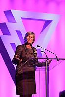 September 24 2012 - Montreal Quebec CANADA - Gala des femmes de Merite du Y - Carole Chapdelaine et Geoff Molson, co-presidents d'Honneurs