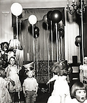 Children's party Kensington, 1931-5