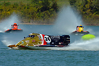 Spencer Love, (#24), Mark Proffitt (#27), Rusty Wyatt (#94)   (Formula 1/F1/Champ class)