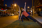 Yoga, Parking, Downtown