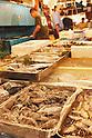 File photo - Fresh Fjsh, Sep 5th 2008 : In the early morning, fishermen starts selling their fresh fish at the fish market in Tsukiji, Japan. (Photo by Takuya Matsunaga/AFLO)