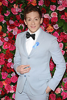 NEW YORK, NY - JUNE 10: Ethan Slater attends the 72nd Annual Tony Awards at Radio City Music Hall on June 10, 2018 in New York City.  <br /> CAP/MPI/JP<br /> &copy;JP/MPI/Capital Pictures