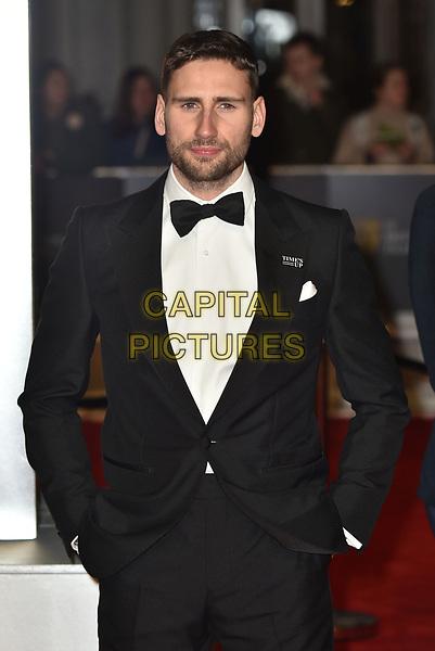 9bbddafad48d Edward Holcroft br    Arrivals at The EE British Academy Awards 2018 held at