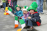 Joshua, Kate and Ciarán Moran at the 2010 St Patrick's Day Parade...Photo NEWSFILE/Jenny Matthews.(Photo credit should read Jenny Matthews/NEWSFILE)....This Picture has been sent you under the condtions enclosed by:.Newsfile Ltd..The Studio,.Millmount Abbey,.Drogheda,.Co Meath..Ireland..Tel: +353(0)41-9871240.Fax: +353(0)41-9871260.GSM: +353(0)86-2500958.email: pictures@newsfile.ie.www.newsfile.ie.FTP: 193.120.102.198.