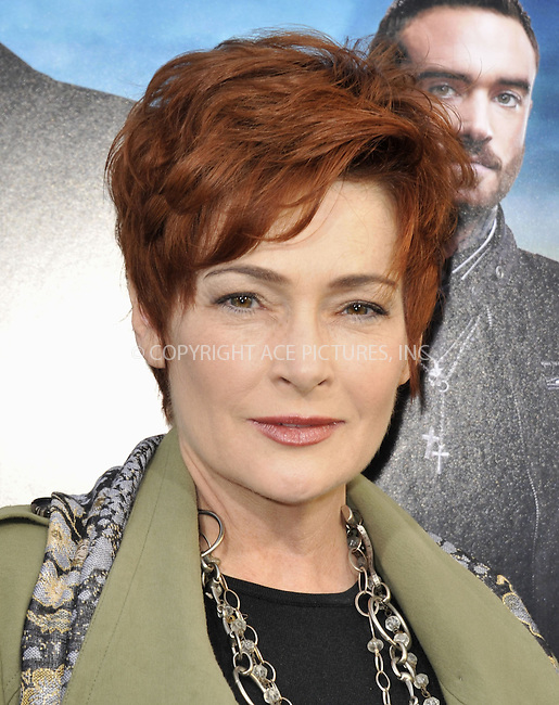 WWW.ACEPIXS.COM....March 26 2013, LA....Carolyn Hennesy arriving at the 'Rogue' Los Angeles premiere at ArcLight Hollywood on March 26, 2013 in Hollywood, California.....By Line: Peter West/ACE Pictures......ACE Pictures, Inc...tel: 646 769 0430..Email: info@acepixs.com..www.acepixs.com