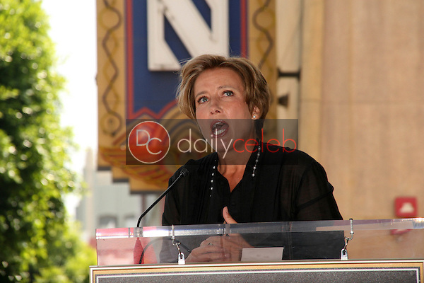 Emma Thompson<br /> at the induction ceremony for Emma Thompson into the Hollywood Walk of Fame, Hollywood, CA. 08-06-10<br /> David Edwards/DailyCeleb.com 818-249-4998