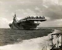 USS Shangri-La (CV-38)<br /> <br /> Photo provided by Jim Shute