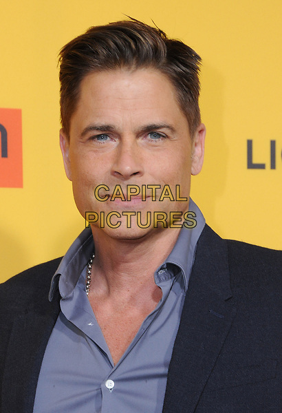 26 April 2017 - Hollywood, California - Rob Lowe. Los Angeles premiere of &quot;How To Be A Latin Lover&quot; held at ArcLight Hollywood in Hollywood. <br /> CAP/ADM/BT<br /> &copy;BT/ADM/Capital Pictures