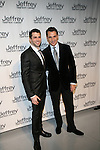 Jonathan Lovitz and Walton Isaacson's VP LGBT Marketing Bill Kapfer Attend Jeffrey Fashion Cares 10th Anniversary New York Fundrasier Hosted by Emmy Rossum Held at the Intrepid, NY 4/2/13