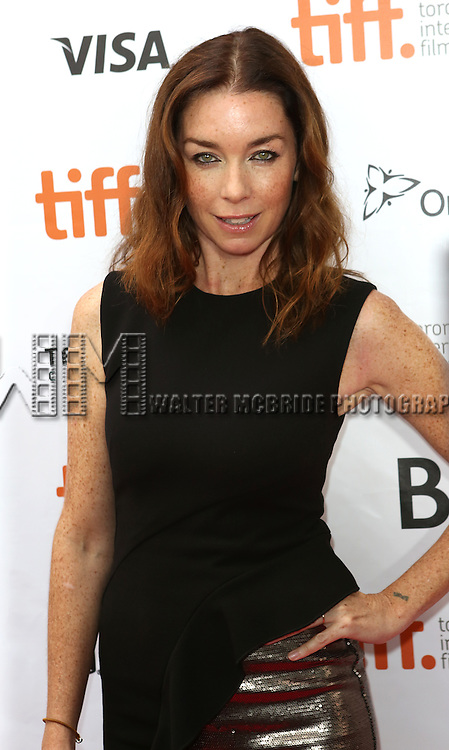 "Julianne Nicholson attending the 2013 Tiff Film Festival Gala Red Carpet Premiere for ""August: Osage County""  at the Roy Thomson Theatre on September 9, 2013 in Toronto, Canada."